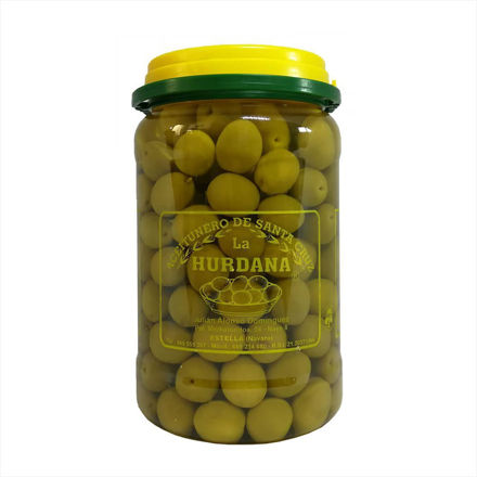 Grüne Oliven Manzanilla