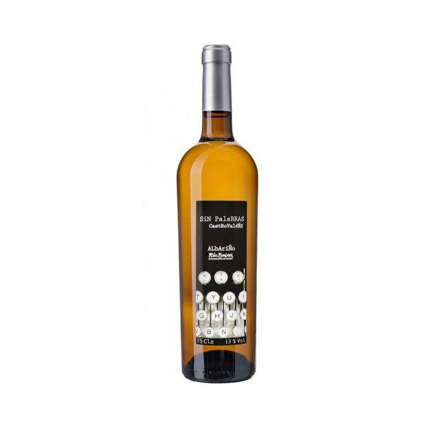 CASTROBREY SIN PALABRAS (100% ALBARIÑO-50 years old vineyards)
