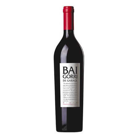 Baigorri de Garage Vino de autor D.O. Rioja