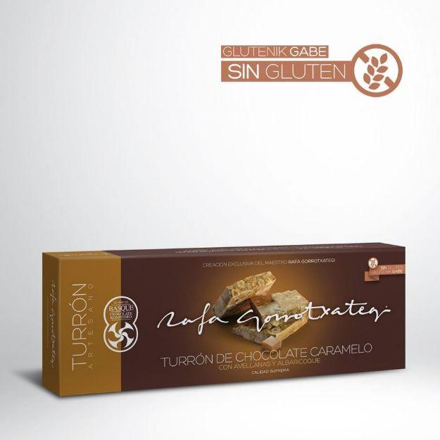 Turrón de Chocolate Caramelo