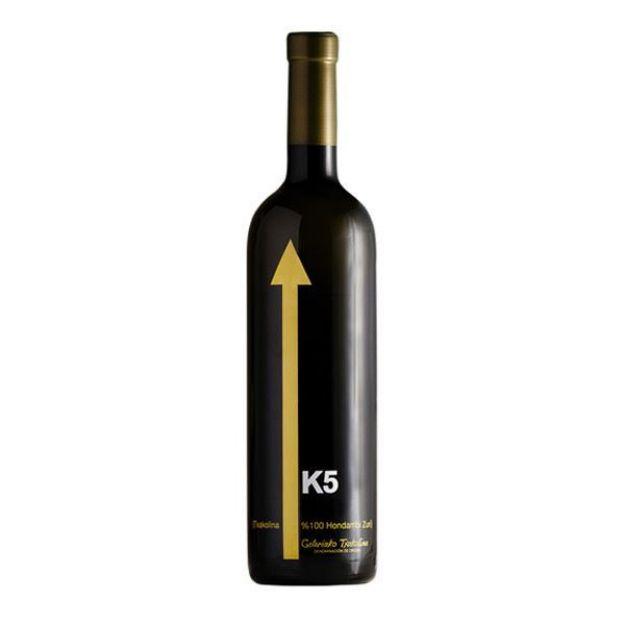 K5 - Getariako Txakolina von Argiñano