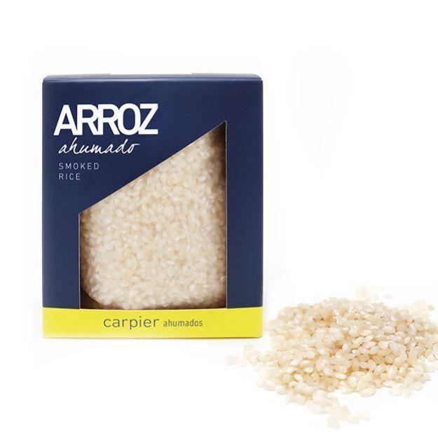 Geräucherter Reis Carpier