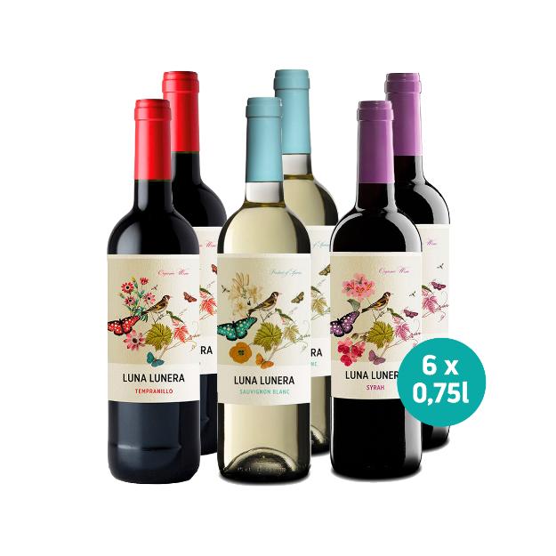 Luna Lunera Weinpaket Spanien