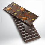 Schokolade 70% mit Guindilla de Ibarra von Rafa Gorrotxategi