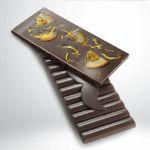 Schokolade 80%  mit Orange und Ringelblume von Rafa Gorrotxategi