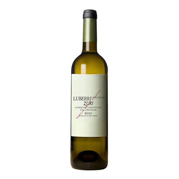 Luberri Zuri DOCa Rioja Alavesa