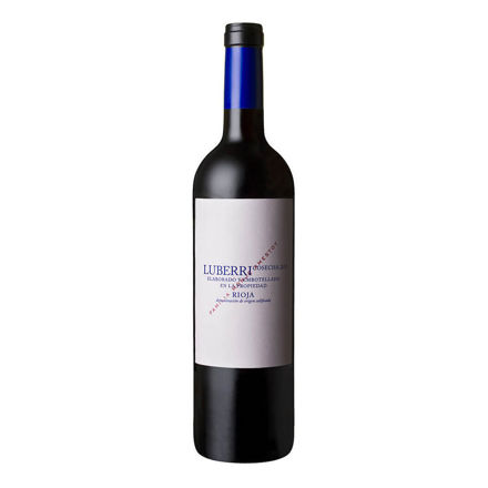 Luberri Joven Maceración Carbónica DOCa Rioja Alavesa