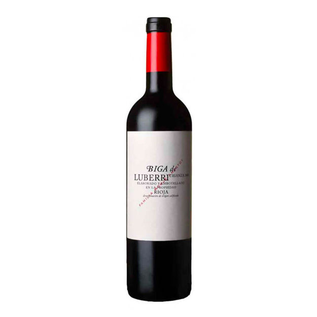 Luberri Biga DOCa Rioja Alavesa