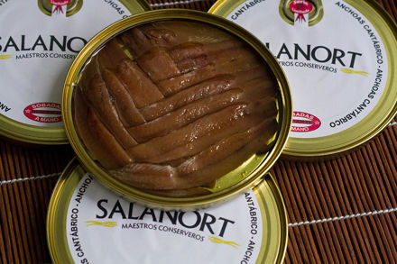 "Anchoas del Cantabrico ""00"" von Salanort"
