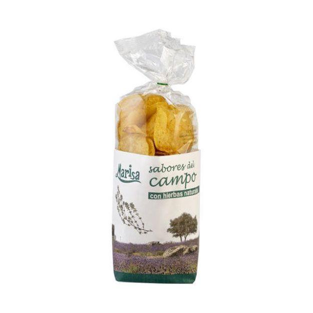 Patatas Fritas, Chips mit Kräutern von Marisa
