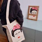 Tote Bag Muse Frieda Kahlo