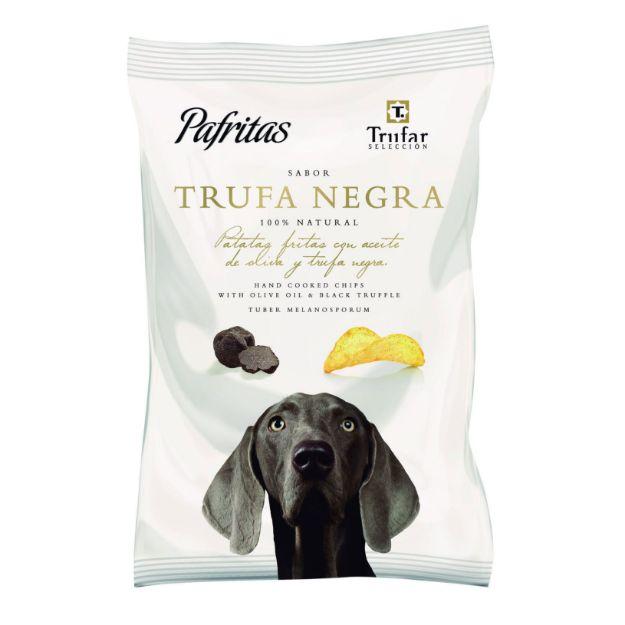 Patatas Fritas Trufa Negra - Chips mit Trüffel von Pafritas