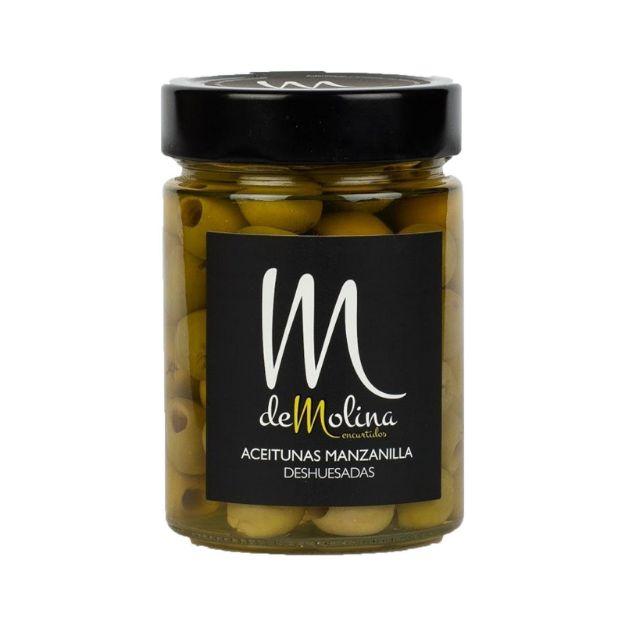Aceitunas Manzanilla - grüne Oliven Manzanilla