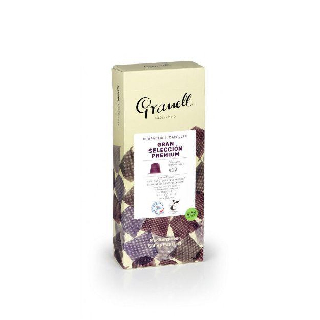 Espresso Gran Selección Premium - Nespresso kompatiblen Kapseln von Cafés Granell