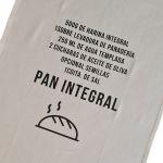 Geschirrtuch PAN INTEGRAL aus BIO Baumwolle von Rewinder