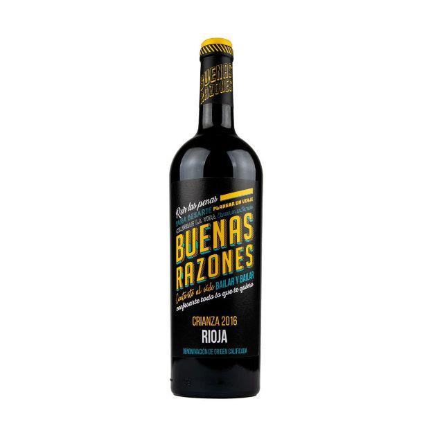 Rioja Buenas Razones von Bodegas Qui Artis