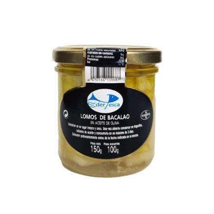 Lomos de Bacalao in Olivenöl von Ederpesca